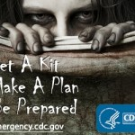 CDC Zombie awareness